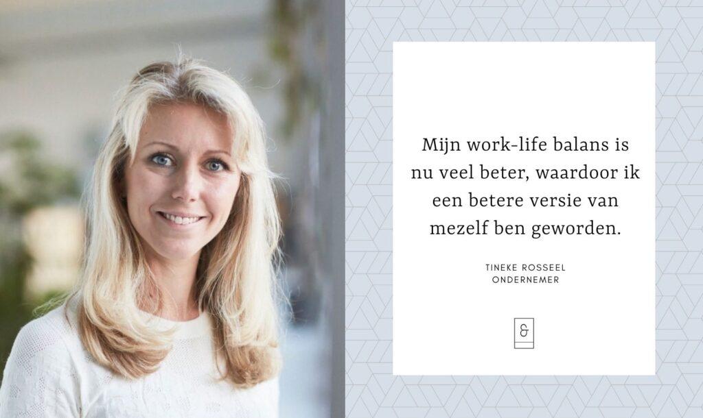 HSP & WERK - Zo heeft Tineke als ondernemer het jaarprogramma 'Sensitief Leiderschap' ervaren